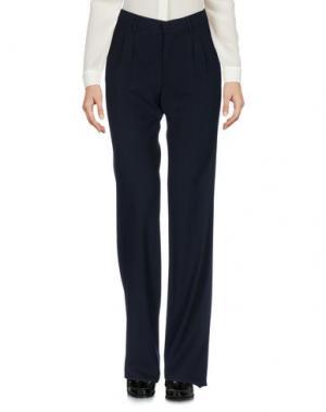 Повседневные брюки TAGLIATORE 02-05. Цвет: темно-синий