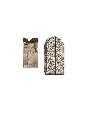 Чехол для одежды объемный, малый, CLASSIC VALIANT. Цвет: светло-коричневый