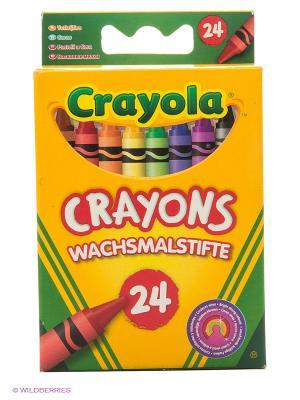 Разноцветные пастели Crayola. Цвет: желтый