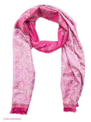 Палантин Eleganzza. Цвет: малиновый, розовый, коричневый