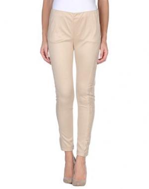Повседневные брюки BDBA. Цвет: бежевый