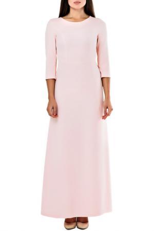 Платье JULIET ROSES. Цвет: розовый