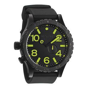 Часы  51-30 PU All Black/Lum Nixon