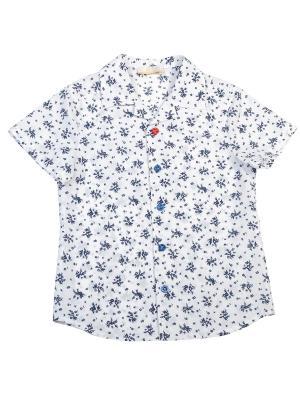 Рубашка Stillini. Цвет: синий