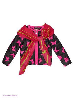 Куртка Fobs. Цвет: малиновый