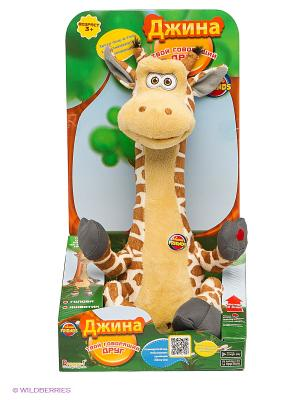 Жираф Говорящая Джина Dragon-i. Цвет: коричневый, бежевый
