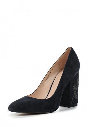 Туфли Calipso. Цвет: серый