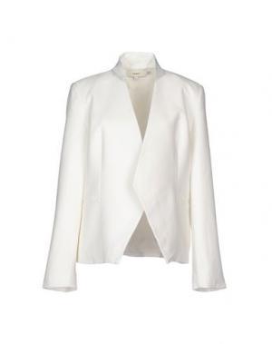 Пиджак CAMEO. Цвет: белый