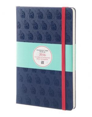 Записная книжка MOLESKINE. Цвет: темно-синий