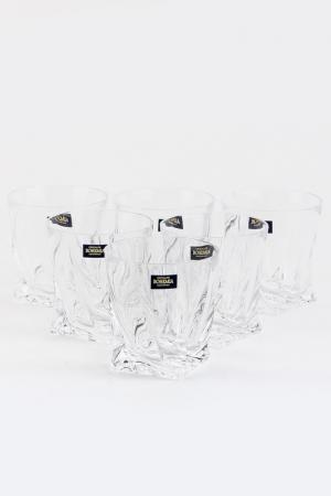 Набор стаканов для виски Bohemia. Цвет: прозрачный