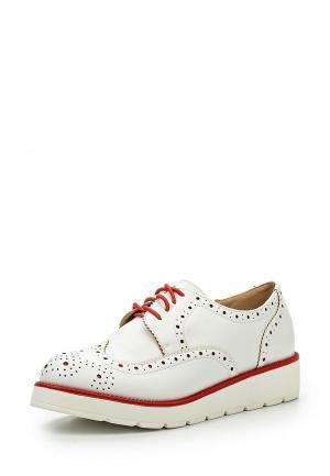 Ботинки Marquiiz. Цвет: белый