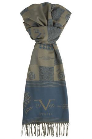 Scarf Versace 19.69. Цвет: green