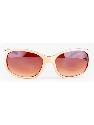 Солнцезащитные очки Femme. Цвет: бежевый