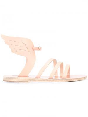 Сандалии Ikaria Ancient Greek Sandals. Цвет: телесный