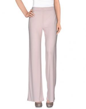 Повседневные брюки MY SIS. Цвет: телесный