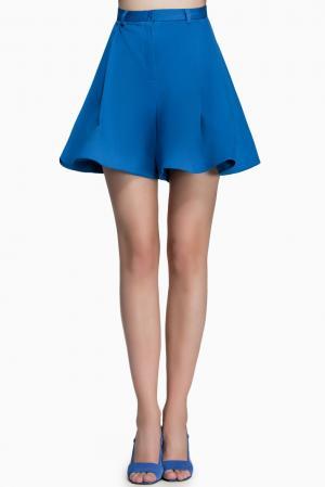 Шорты 142412 Lolita Shonidi. Цвет: синий
