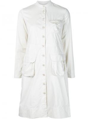 Платье-рубашка Safari Dosa. Цвет: телесный