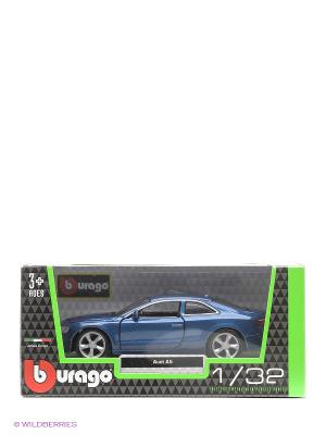 Машина AUDI A5 металл 1:32 BB Bburago. Цвет: синий