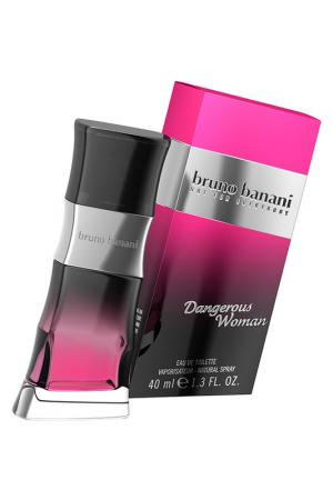 Dangrs Woman EDT 40 мл Bruno Banani. Цвет: none