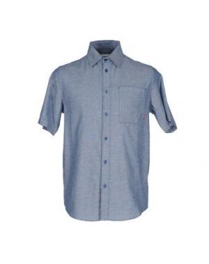 Pубашка ALTAMONT. Цвет: синий