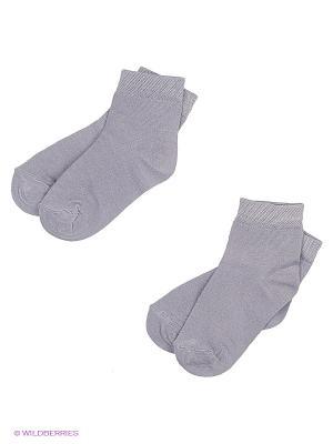 Носки, 2 пары Хох. Цвет: серый