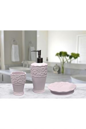 Набор для ванной Sofi De Marko. Цвет: сиреневый