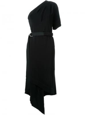 Платье On  Edge Manning Cartell. Цвет: чёрный
