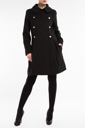 Пальто Alexandra Ritz. Цвет: черный