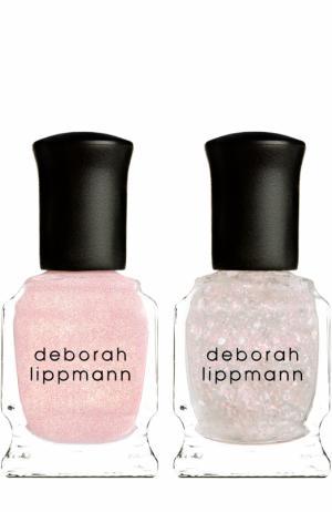 Набор лаков Ice Princess Deborah Lippmann. Цвет: бесцветный