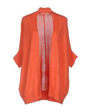 Кардиган XANDRES. Цвет: оранжевый