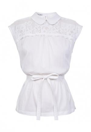 Блуза JN. Цвет: белый