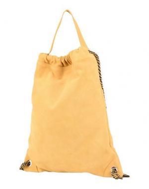 Рюкзаки и сумки на пояс REVERES 1949. Цвет: охра