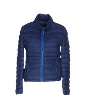 Куртка F**K PROJECT. Цвет: синий