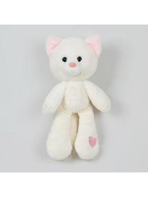 Котёнок Бася Fancy. Цвет: белый