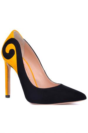 Shoes Marco Barbabella. Цвет: black and yellow