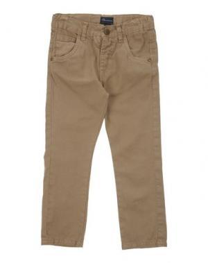 Повседневные брюки BARNUM. Цвет: песочный