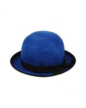 Головной убор MIMISOL. Цвет: синий