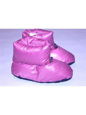 Полусапожки Серафимовская Пушинка. Цвет: розовый