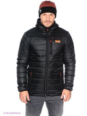 Куртка MELT ANTI JACKET Rip Curl. Цвет: черный