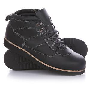 Ботинки зимние  Tim Urban Black Rheinberger. Цвет: черный
