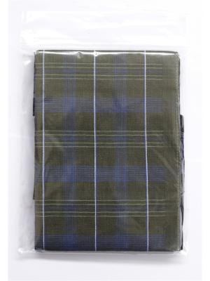 Платки носовые ZLATA KORUNKA. Цвет: коричневый