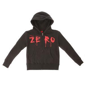 Толстовка классическая детская  Zod Blood Black Zero. Цвет: черный