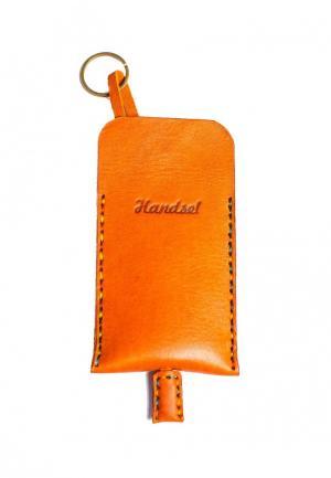 Ключница Handsel. Цвет: оранжевый