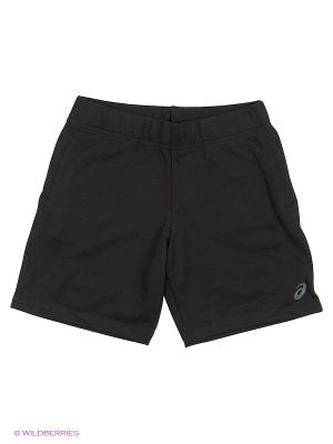 Шорты ESSENTIAL KNIT SHORT ASICS. Цвет: черный
