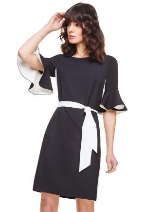 Платье Devita. Цвет: черный