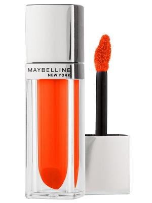 Жидкая помада для губ Color Elixir оттенок 500, Мандариновый Восторг, 5 мл Maybelline New York. Цвет: оранжевый