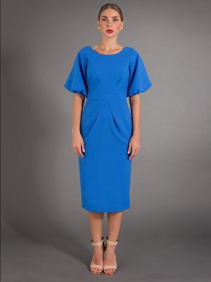 Платье Fashion.Love.Story.. Цвет: синий