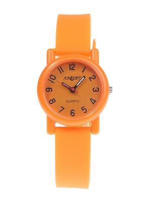 Часы Migura. Цвет: оранжевый
