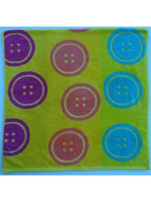 Полотенца банные A and C Collection. Цвет: желтый