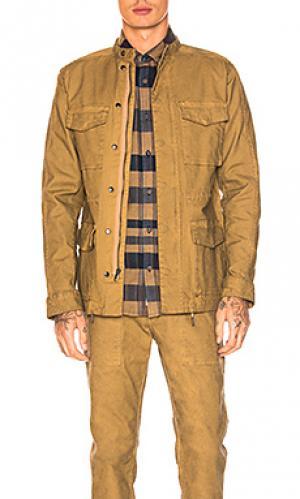 Куртка denzel Publish. Цвет: цвет загара